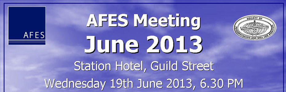 AFES Meeting – Micro-CT Scanning and Lab Test Interpretation – 19th June 2013