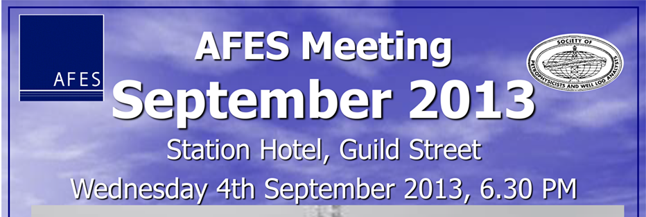 AFES Meeting – Use of simple core data to model permeability – 4th September 2013