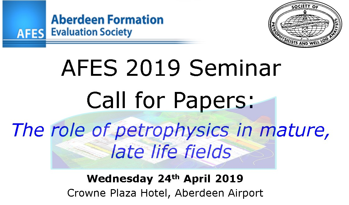 AFES 2019 Seminar Call for Papers