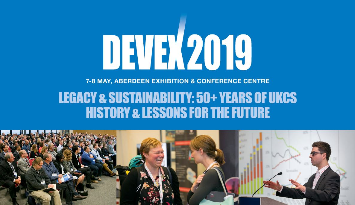 DEVEX 2019 – LEGACY & SUSTAINABILITY: 50+ YEARS OF UKCS HISTORY & LESSONS FOR THE FUTURE