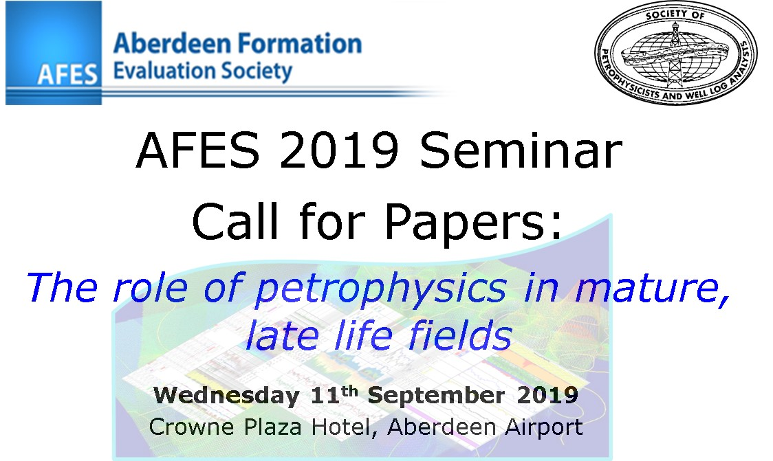 AFES 2019 Seminar 'Reissued' Call for Papers