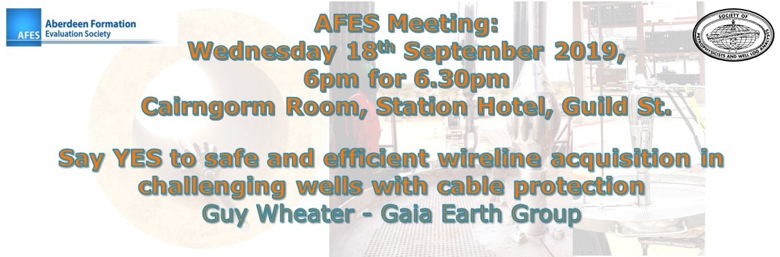 January Monthly AFES Meeting