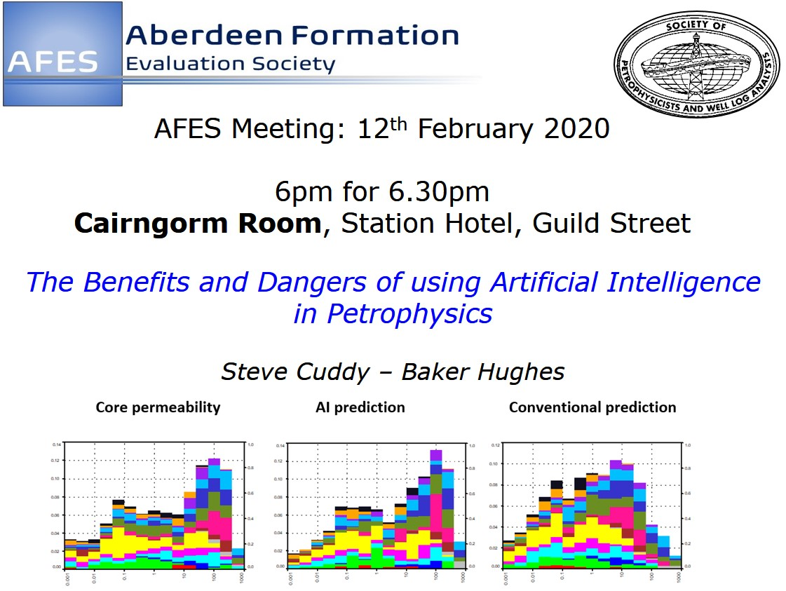 AFES Meeting: 12th February, 2020