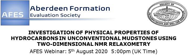 AFES Virtual Meeting: 5th August, 2020